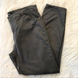 Buffalo Gray Daily Pants
